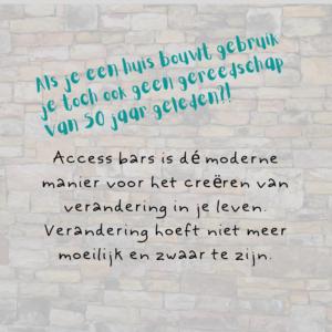 Huis bouwen | Access Bars | Astrid Hurkmans