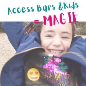 Access Bars en Kids | Astrid Hurkmans