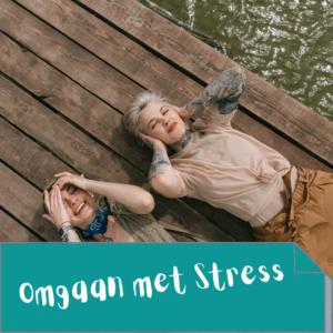 Omgaan met stress | Sankofa | Astrid Hurkmans