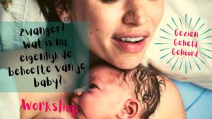 Zwanger zijn vanuit je baby gezien | Sankofa | Astrid Hurkmans